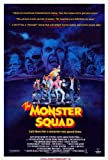 The Monster Squad Poster Movie 11x17 Mary Ellen Trainor Andre Gower Stephen Macht Tom Noonan