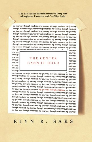 Pdf Memoirs The Center Cannot Hold: My Journey Through Madness