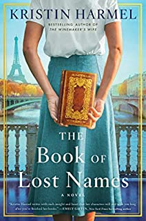 Book Cover: The Book of Lost Names