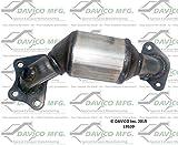 Davico 19520 Catalytic Converter, 1 Pack