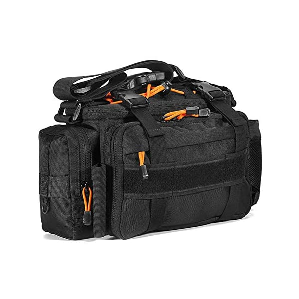 Lixada Fishing Tackle Storage Bag Carryall