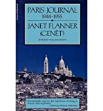 Paris Journal, 1944-1965, Janet Flanner, 0156709503