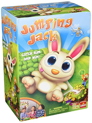 Jumping Jack  Pull Out a Carrot and Watch Jack Jump Game