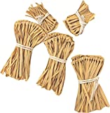 Rubie's Official Scarecrow Straw Kit Fancy Dress Costume - One Size, Brown