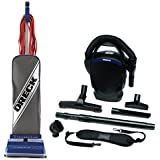 Oreck Commercial XL2100RHS Power Bundle with Oreck CC1600 Handheld Vac