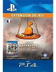 For Honor 11.000 Steel Credits Edition DLC [Code Jeu PS4 - Compte français]