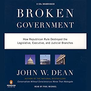 Broken Government Audiobook