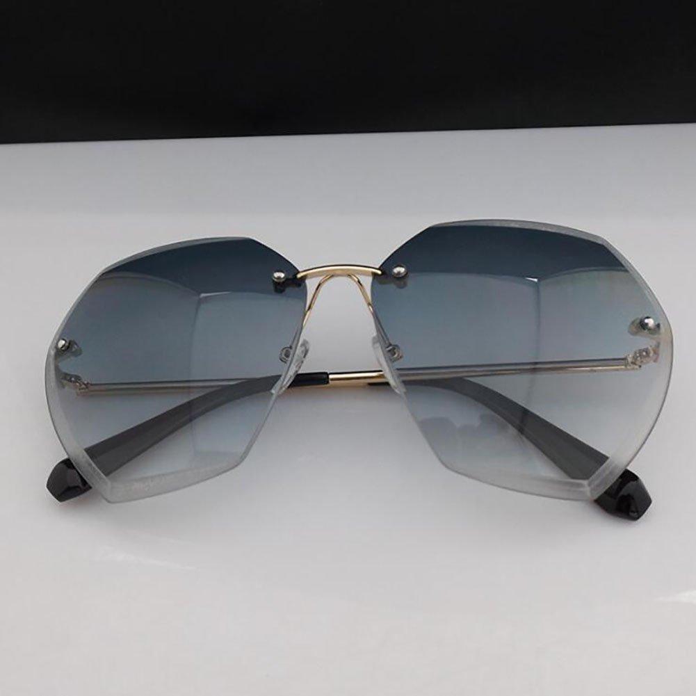 FHTD Gafas De Sol Gradient Polygon Gafas De Sol Gafas De Sol ...