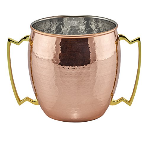 Old Dutch Hammered 2 Handled Copper product image