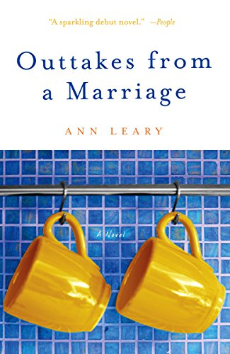 Outtakes from a Marriage: A Novel cover