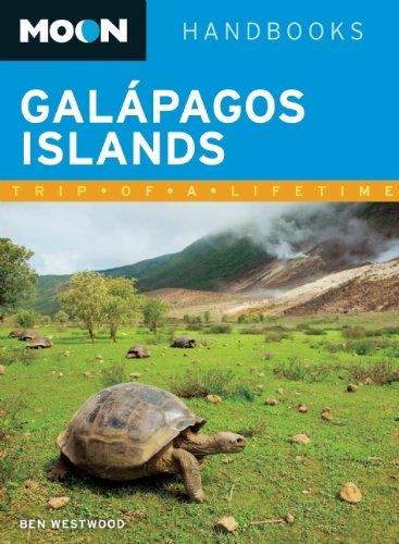 Moon Gal?pagos Islands (Moon Handbooks) by Ben Westwood (2012-11-20)