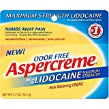 Aspercreme - Pain Relief - 4% Cream - 2.7 oz. - 12/Case-McK