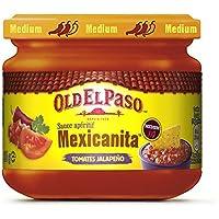 Old El Paso - Sauce Dip Salsa Mexicanita 335 g