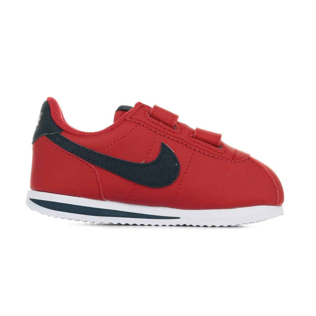 competitive price ae039 2eafb Nike Cortez Basic SL (TDV), Chaussures d Athlétisme garçon  Amazon.fr   Chaussures et Sacs