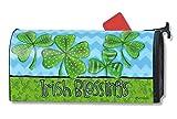 MailWraps Irish Blessings Mailbox Cover 01280
