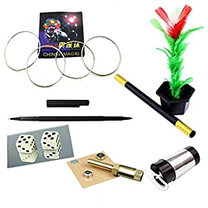 Fengirl - 6 Sets Of Magic Toys, Easy To Understand And Make Your Day More Fun!