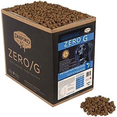Zero/G Wild Caught Pacific Salmon Recipe Oven Baked Dog Food