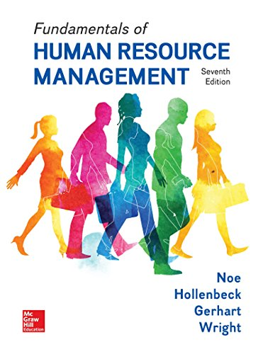 Books : Fundamentals of Human Resource Management