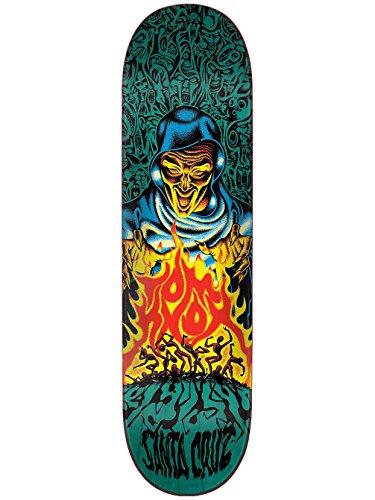 Santa Cruz Skateboard Deck Knox Firepit Pop Blue 8.25″