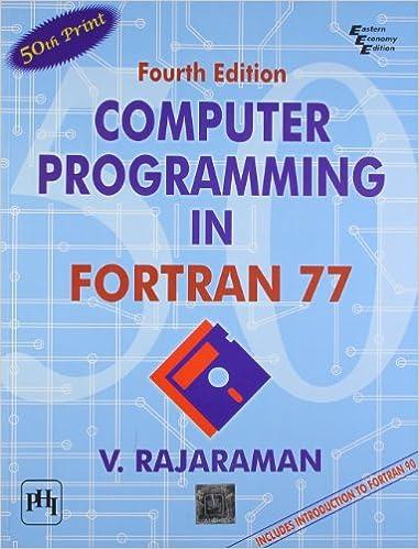 programme fortran 77