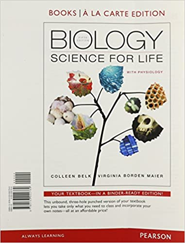 amazon com biology science for life with physiology books a la