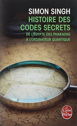 Histoire Des Codes Secrets [Pdf/ePub] eBook
