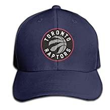 Toronto Raptors Basketball Team Logo Baseball Caps For Men Women Black (7 Colors)