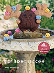 Confused Moose: E-Pattern from Knitting Mochimochi (Potter Craft ePatterns)
