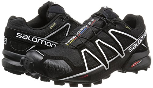 Salomon-Mens-Speedcross-4-GTX-Trail-Runner-BlackBlackSilver-Metallic-X-11-D-US