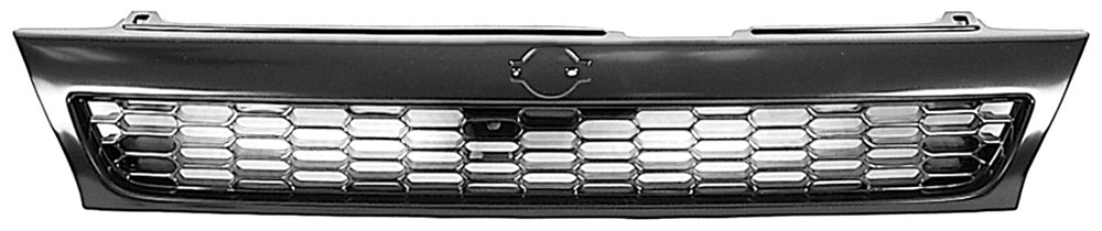 IPCW CWG-DS0307B0 Black Replacement Grille