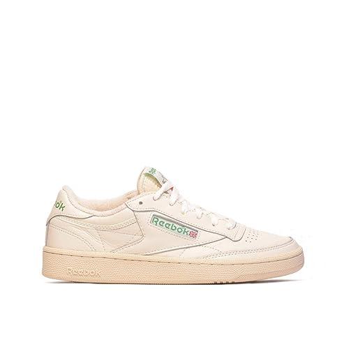 f308d0607ff11 Reebok Classic Herren Sneakers Club C 1985 TV  Amazon.de  Schuhe ...