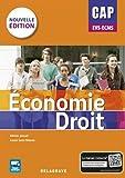 Economie Droit 1re et 2e années CAP EVS et ECMS - Pochette élève