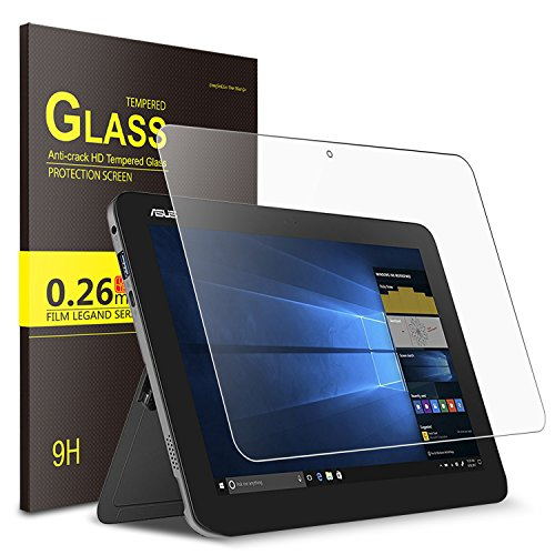 (IVSO Asus Transformer Mini T103 Tablet Tempered-Glass Screen Protector, [Scratch-Resistant] [No-Bubble Easy Installation] for Asus Transformer Mini T103 Tablet)