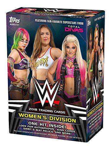 (2018 Topps WWE Womens Evolution Value Box)