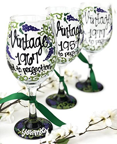 Painted Grapevine (Free Personalization - Any Year -