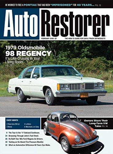 More Details about Auto Restorer Magazine