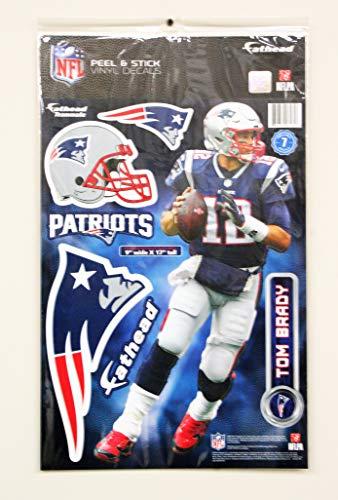 - FATHEAD Tom Brady Teammate 2018