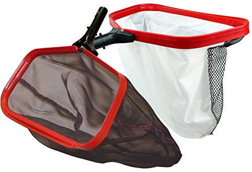silt-leaf-rake-bundle-100-forever-guarantee-covers-any-issue-2-items-19-inch-medium-17-inch-fine-mes