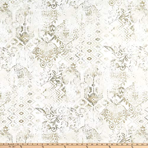 Magnolia Home Fashions Austin Sand, Fabric by the Yard