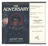 The Adversary, Julian May, 0395344107