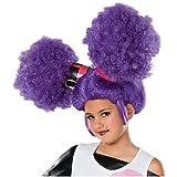 Trollz Onyx Deluxe Wig Costume Accessory
