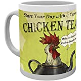 10oz Fable Chicken Tea Mug