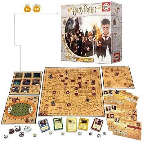 Educa Borras, S.A.U. Juego Harry Potter: Amazon.es: Juguetes y juegos
