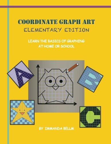 Counting Number worksheets graphing coordinates pictures worksheets : Amazon.com: Coordinate Graph Art: Elementary Edition: Learn the ...