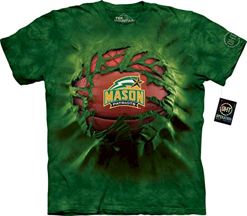 - The Mountain Men's George Mason University Basketball Breakthrough, Green, L