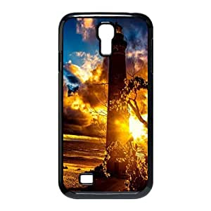 ZK-SXH - Dazzling sunrise Brand New Durable Cover Case Cover for SamSung Galaxy S4 I9500, Dazzling sunrise Cheap Cell Phone Case