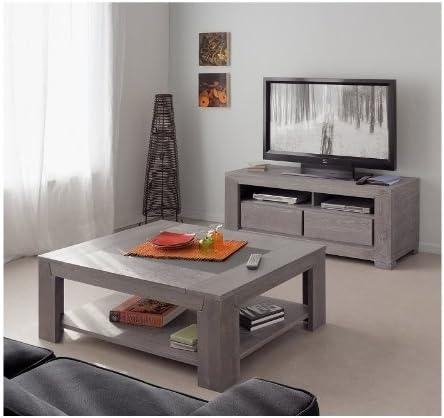 ensemble meuble tv et table basse pour