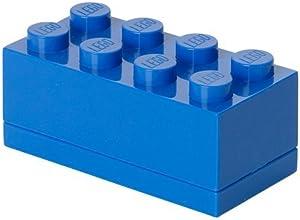Room Copenhagen LEGO Mini Box, Brick 8, Blue