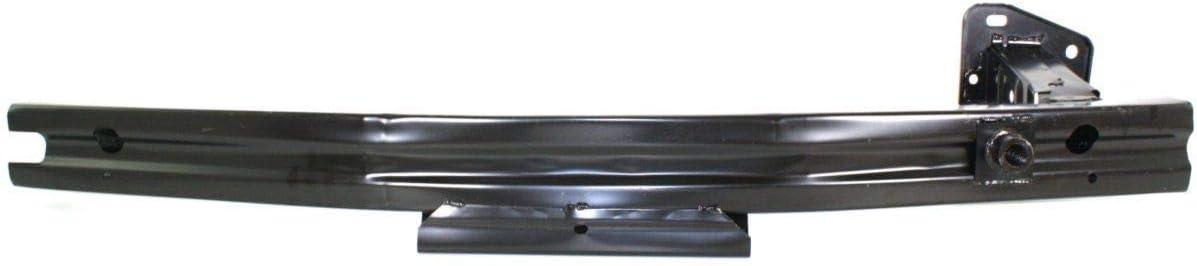 Front Bumper Reinforcement For 2007-12 Nissan Versa Steel Primed