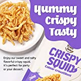Calamari Chips Made with Real Squid [ 3 PACK